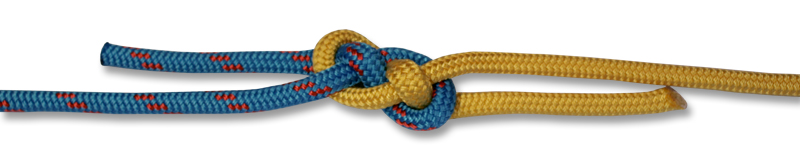 How to tie knots - carrick bend