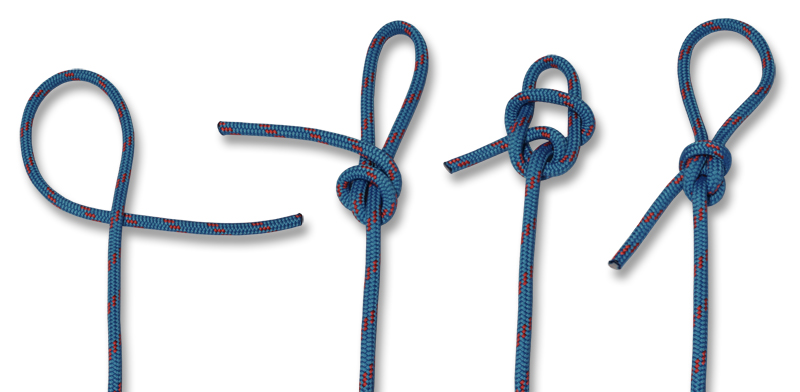 HOW TO TIE KNOTS - anglers loop