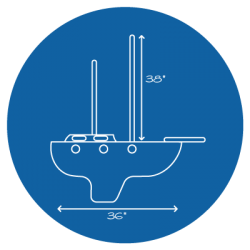 Handy Mariner - Boat Plans - Icon