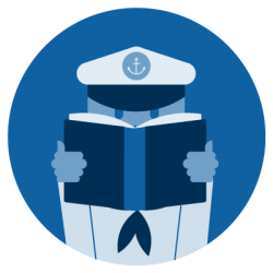Handy Mariner - Marine Knowledge - Icon
