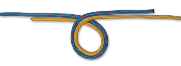 how to tie knots - surgeons knot bend