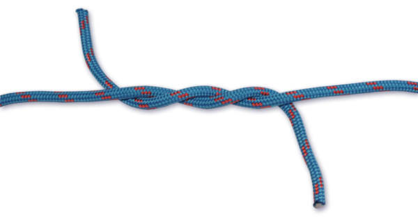 how to tie knots - surgeons knot