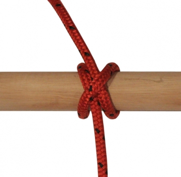 HOW TO TIE KNOTS – CLOVE HITCH
