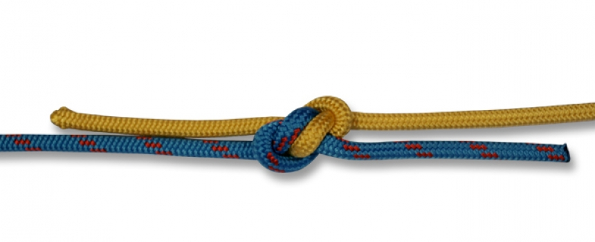 HOW TO TIE KNOTS – HUNTER'S BEND