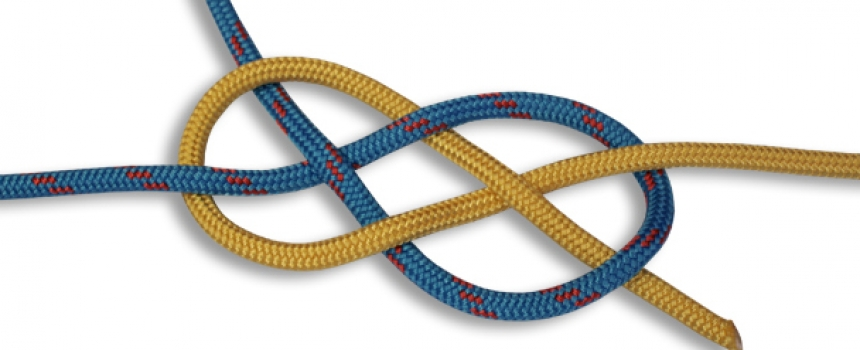 HOW TO TIE KNOTS – CARRICK BEND