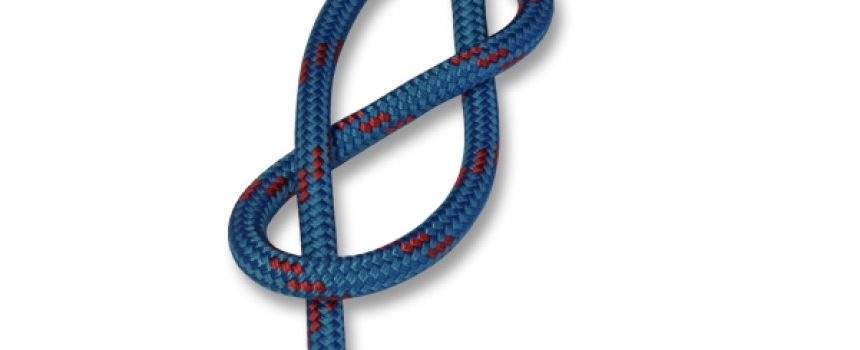 HOW TO TIE KNOTS – FIGURE OF EIGHT KNOT