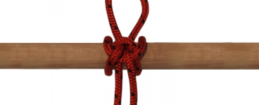 HOW TO TIE KNOTS – HIGHWAYMAN'S HITCH