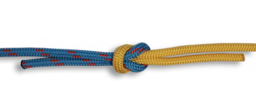 HOW TO TIE KNOTS – REEF KNOT