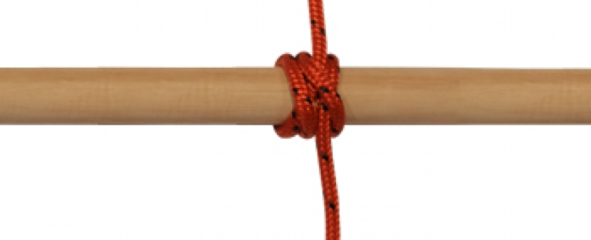 HOW TO TIE KNOTS – ROLLING HITCH