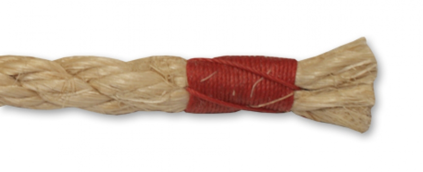 ROPE CARE – SAILMAKER'S WHIPPING