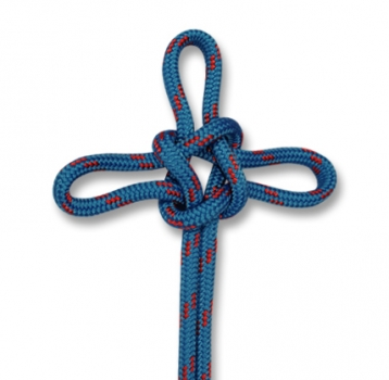 HOW TO TIE KNOTS – SAILOR'S CROSS