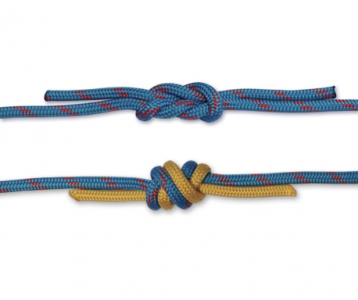 HOW TO TIE KNOTS – THE SURGEON'S KNOT